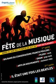 Fête de la Musique 2011 à Nogent sur Marne